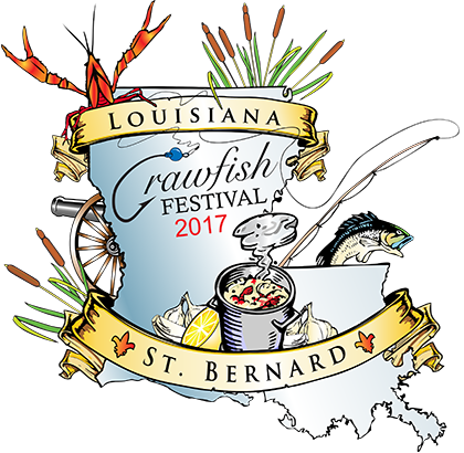 Click for more information about the 2018 Louisiana Crawfish Festival in Chalmette