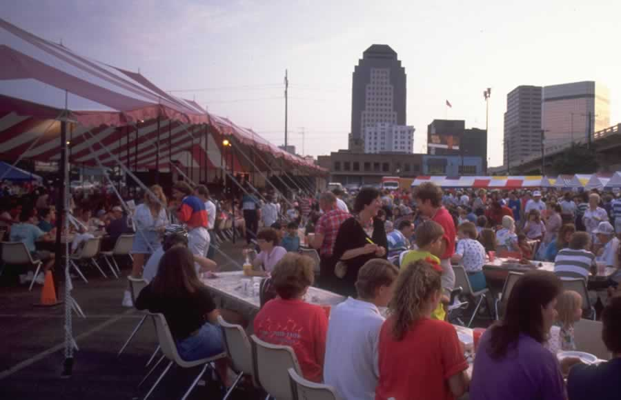 List Of Crawfish Festivals In 2019 Dates And Locations