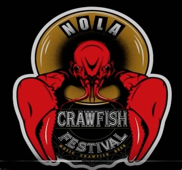 Click for more information about the 2019 NOLA Crawfish Festival
