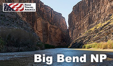 Big Bend National Park Travel Guide ... maps, attractions, area hotels and photographs