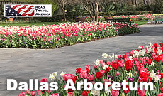 Dallas Arboretum ... photographs, maps, things to see and do