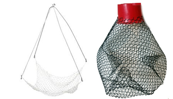 Types of crawfish nets and traps ... simple, easy to use and inexpensive